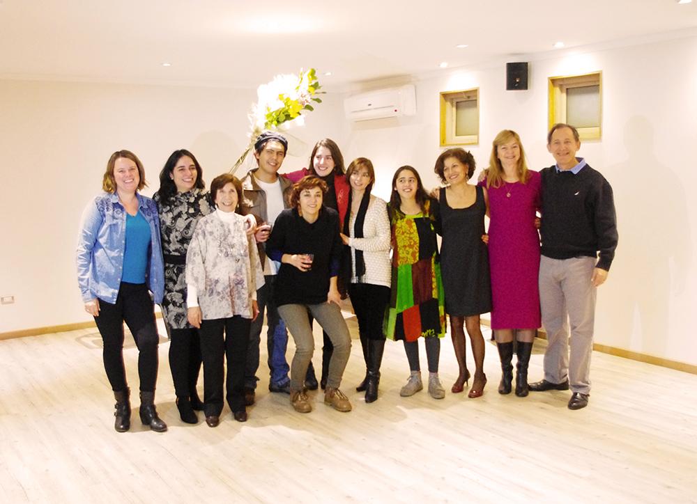 grupo Canto Consciente 2014 abril-julio
